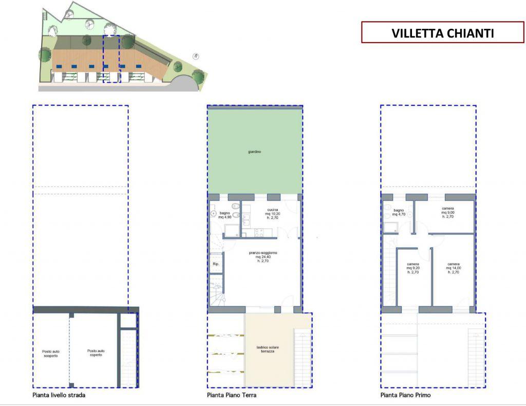 Villa A Schiera In Vendita A Gavorrano Caldana Rif Ti 345